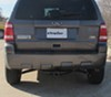 Curt Visible Cross Tube Trailer Hitch - 13650 on 2011 Ford Escape