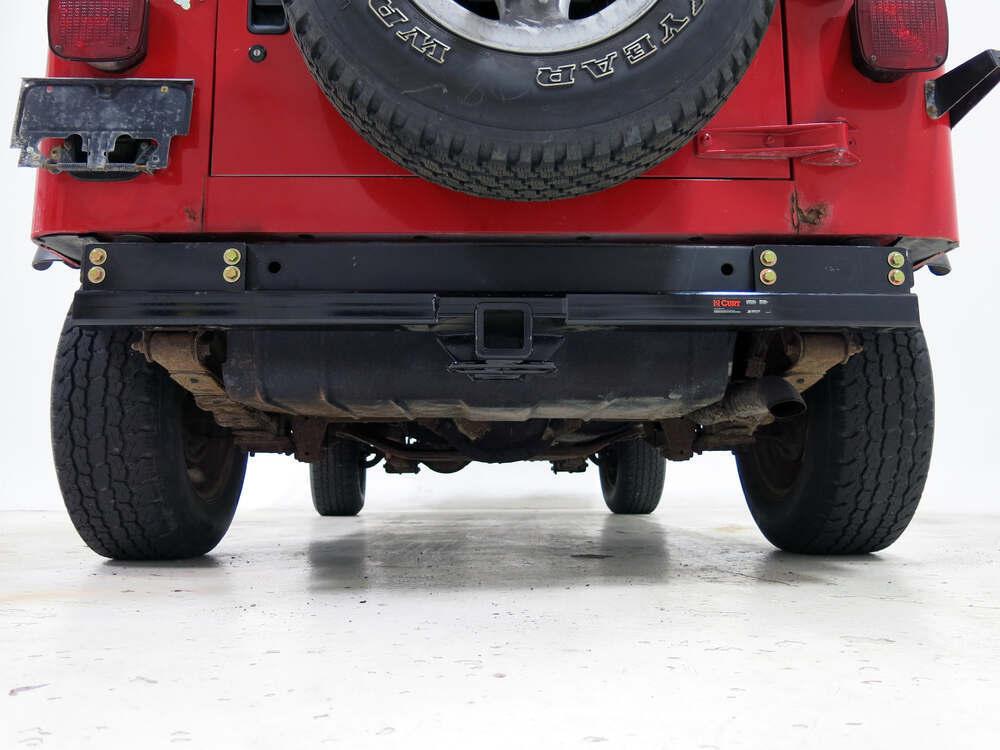 1970 Jeep Wrangler >> 1988 Jeep YJ Trailer Hitch - Curt