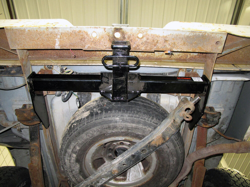 Class Iv Hitch >> 1994 Ford F-150 Curt Trailer Hitch Receiver - Custom Fit ...