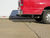 2013 ford van trailer hitch curt custom fit 1200 lbs wd tw in use
