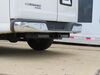 14090 - 2 Inch Hitch Curt Trailer Hitch on 2013 Chevrolet Express Van