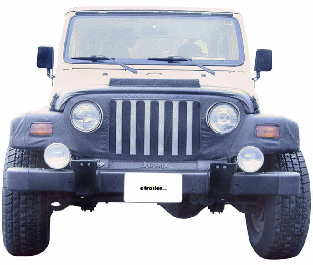 1998 Jeep Wrangler Base Plates