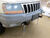 1999 jeep grand cherokee base plates roadmaster hitch pin attachment in use