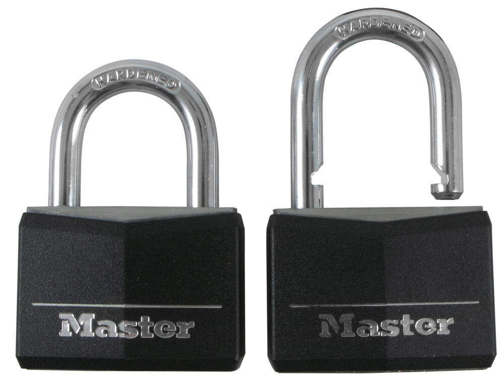 how to find the code to a master lock