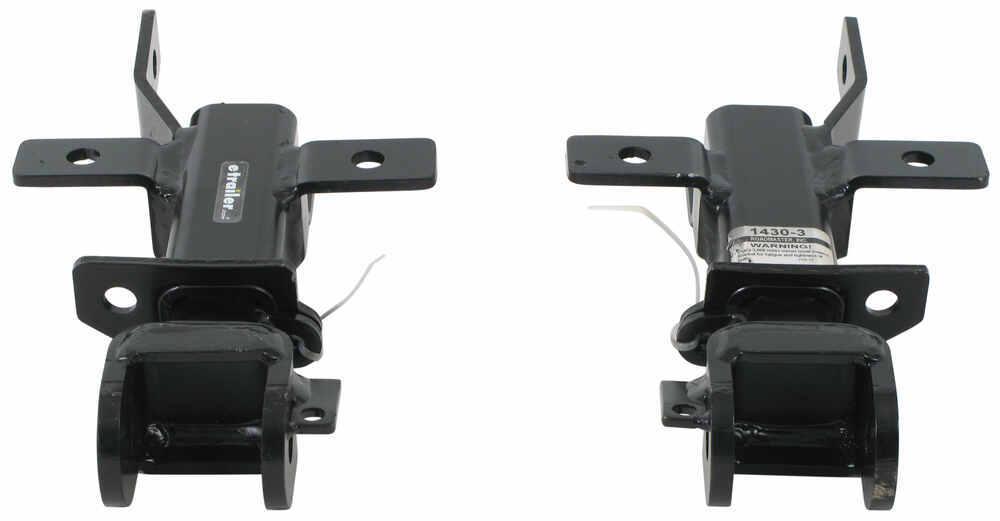 Roadmaster Base Plates - 1430-3