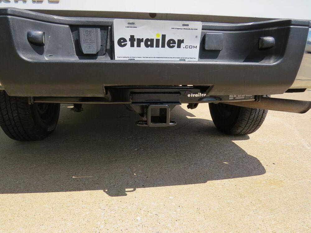 2011 Chevrolet Silverado Trailer Hitch