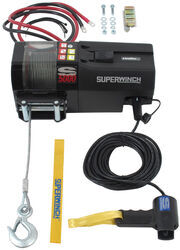 Superwinch S5000 High Performance Utility Winch, 5K