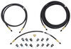 Kodiak Hydraulic Brake Line Kit - Single Axle - 15'