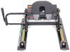 Curt E16 5th Wheel Trailer Hitch w/ R16 Roller - Slide Bar Jaw - 16,000 lbs