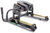 curt fifth wheel sliding double pivot e16 5th trailer hitch w/ r16 roller - slide bar jaw 16 000 lbs