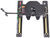 curt fifth wheel hitch only double pivot 16516