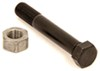 "Spring-Eye Bolt with Locknut for Slipper Springs - 3-1/2"" Long"