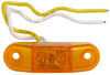 Peterson Piranha LED Small Trailer Clearance Light, Surface Mount, 2 Diode - Amber