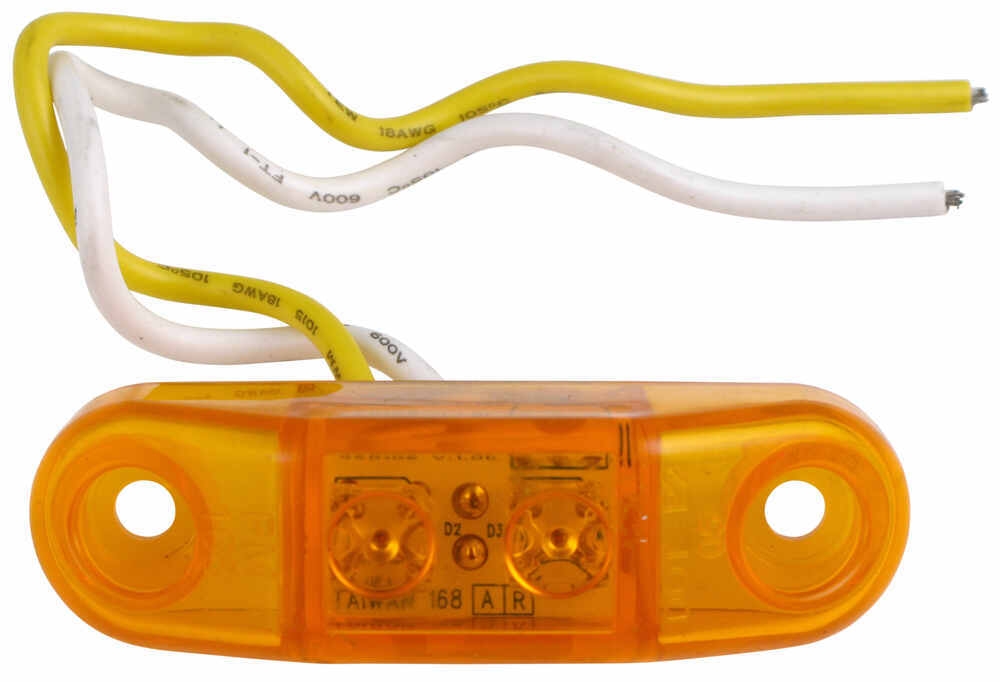 Piranha Slim Line LED Mini Clearance Or Side Marker Light