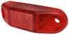 peterson trailer lights clearance submersible piranha slim-line led mini or side marker light - 2 diodes red lens