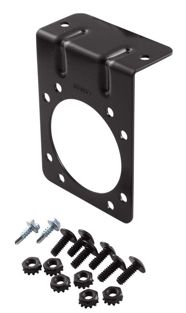 mounting bracket for 7 way draw tite accessories and parts. Black Bedroom Furniture Sets. Home Design Ideas