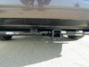 Tow Ready 4 Flat Accessories and Parts - 18144 on 2012 Honda Odyssey