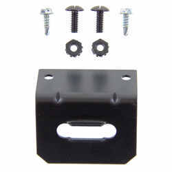 Mounting Bracket 4-Pole Flat