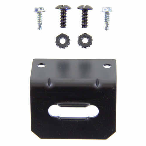 mounting bracket 4 pole flat tow ready accessories and parts 18144 rh etrailer com 4 Prong Trailer Wiring Diagram 4 Prong Trailer Wiring Diagram