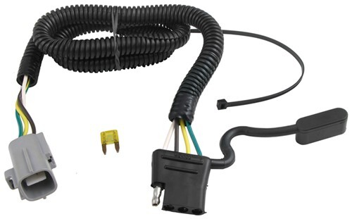 compare curt t connector vs replacement vehicle etrailer com rh etrailer com Wiring Harness Replacement for Stryker Bed Trailor Wiring Harness Replacement