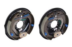 "Hayes/AL-KO Electric Trailer Brake Kit - 12"" - Left and Right Hand Assemblies - 7,000 lbs"
