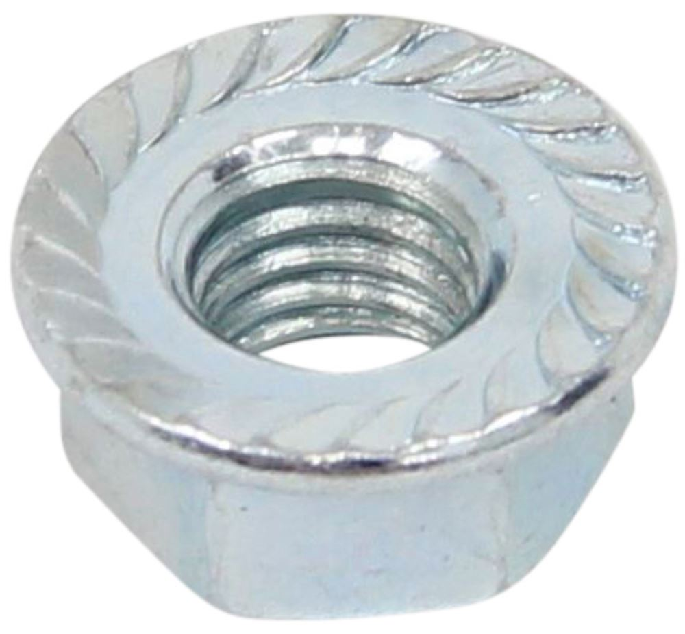 Zinc Plated Hex Flange Nut M8 Fastenal Accessories And Parts 185917 1942 Chevy Wiring