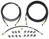 Kodiak Hydraulic Brake Line Kit - Single Axle - 18'