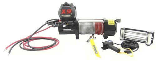 Superwinch X9 Heavy Duty Recovery Winch  9k Superwinch