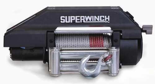 Honda Cr-v Superwinch S9000 Integrated Winch