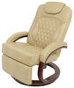 "Thomas Payne RV XL Euro Recliner Chair w/ Footrest - 24"" Seat Width - Alternate Latte"