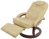 "Thomas Payne XL Euro RV Recliner Chair w/ Footrest - 24"" Seat Width - Alternate Latte 33 Inch Deep 192-000053"