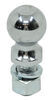 "Hitch Ball with 2"" Diameter and Medium Shank, 6,000 lbs GTW - Chrome"