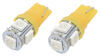 Luma LEDs Amber Vehicle Lights - 1942-5SMD-A