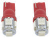 1942-5SMD-R - Red Luma LEDs Replacement Bulbs