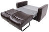 thomas payne rv couches and chairs sleeper sofas trifold loveseat - 60 inch wide jaleco chocolate
