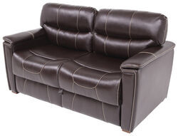 "Thomas Payne RV Trifold Sofa - 68"" Long - Jaleco Chocolate"