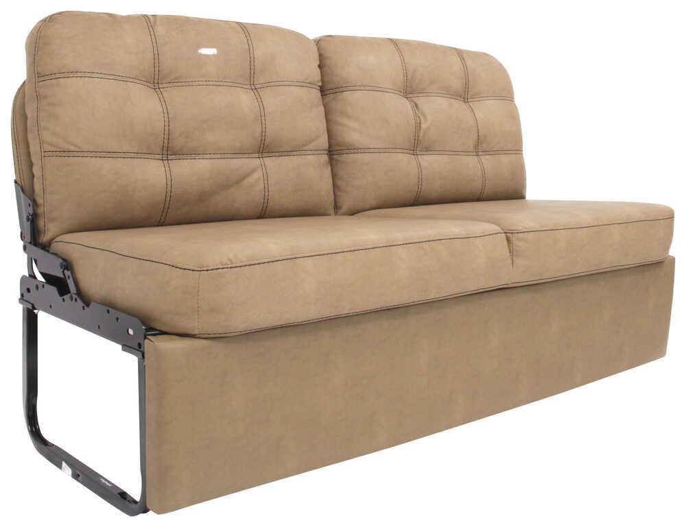 Thomas Payne Rv Jackknife Sofa With Leg Kit 62 Long Beckham Tan Thomas Payne Rv Furniture