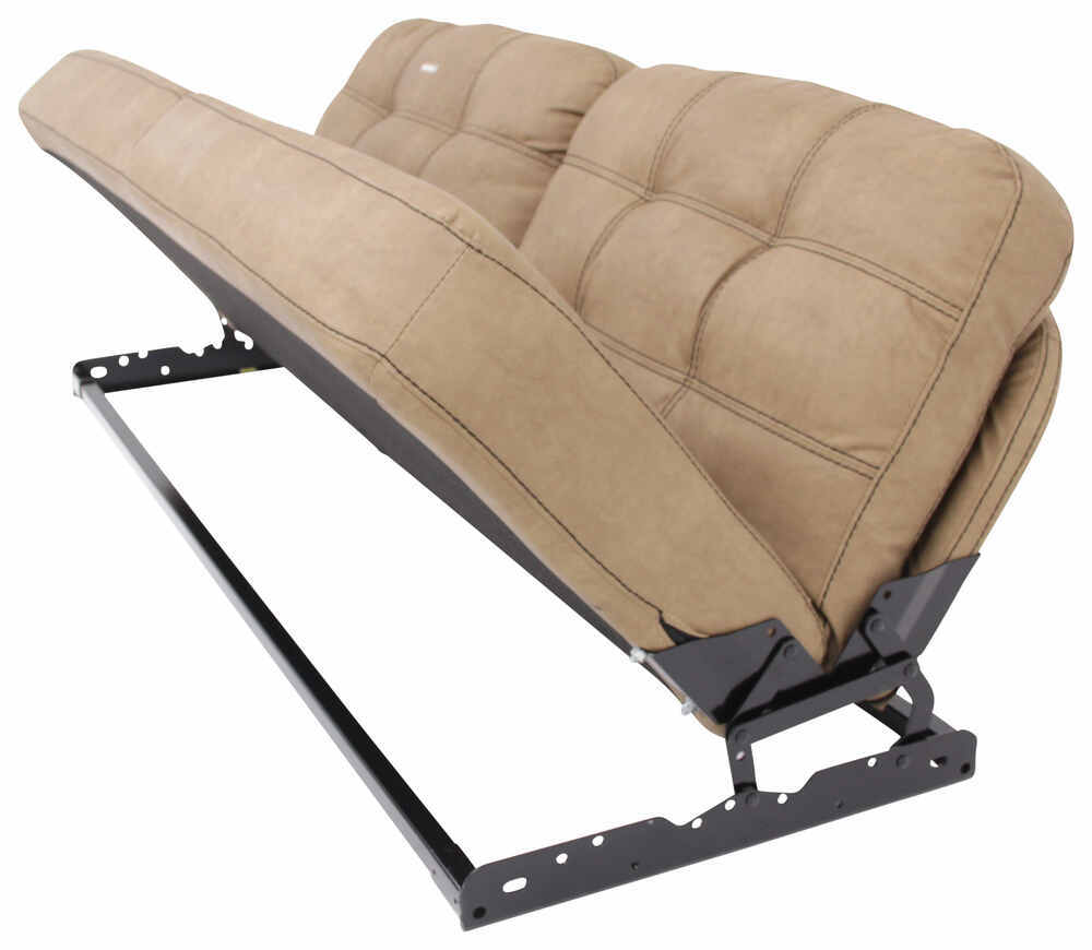 Thomas payne rv jackknife sofa 62 long beckham tan for Rv furniture