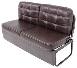 "Thomas Payne RV Jackknife Sofa with Leg Kit - 62"" Long - Poise Mahogany"
