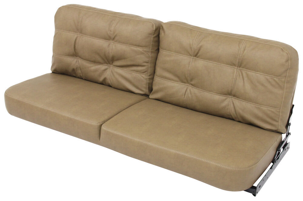Thomas payne rv jackknife sofa 68 long beckham tan for Rv furniture
