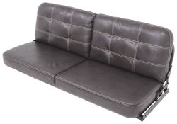 "Thomas Payne RV Jackknife Sofa - 68"" Long - Poise Dark Chocolate"