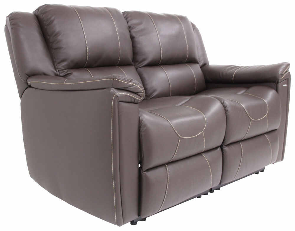 Thomas Payne Rv Dual Reclining Sofa Majestic Chocolate