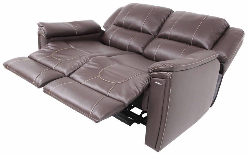 Thomas Payne Rv Dual Reclining Sofa Majestic Chocolate