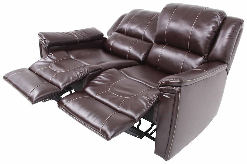 Thomas Payne Heritage Dual Reclining RV Loveseat - 58