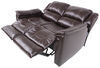 "Thomas Payne Heritage Dual Reclining RV Loveseat - 58"" Wide - Jaleco Chocolate 40 Inch Tall 195-000021-022"