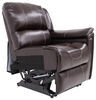 "Thomas Payne Heritage Dual Reclining RV Loveseat - 58"" Wide - Jaleco Chocolate 58 Inch Wide 195-000021-022"