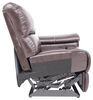thomas payne accessories and parts rv couches chairs living room heritage left arm recliner - 29 inch wide jaleco chocolate