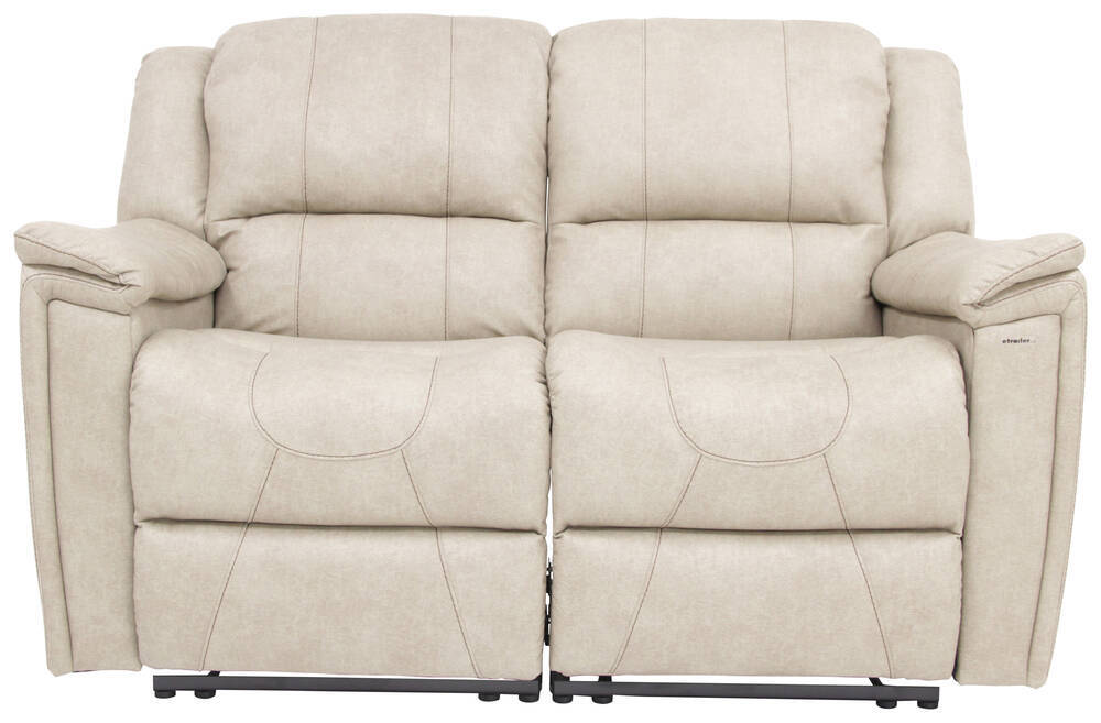 Thomas payne rv dual reclining sofa grantland doeskin for Sectional sofas for campers