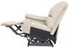thomas payne accessories and parts rv couches chairs living room heritage right arm recliner - 29 inch wide grantland doeskin