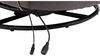 Thomas Payne Swivel Glider RV Recliner w/ Heated Seat, Footrest - Jaleco Chocolate Swivel Glider Recliner 195-000028
